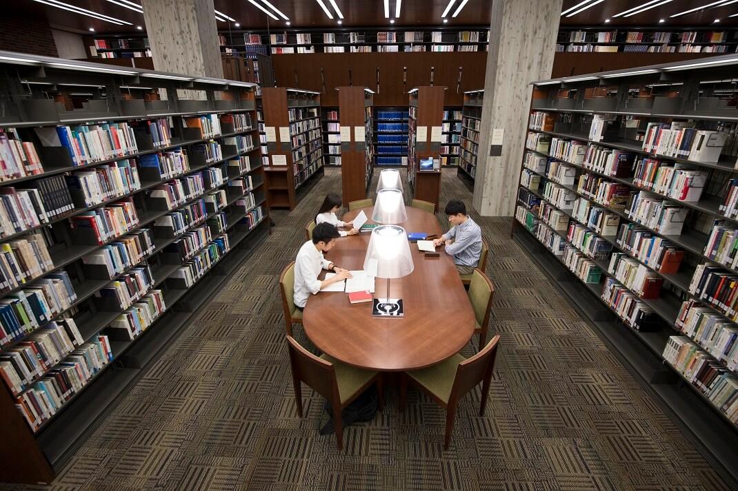 Library | Rikkyo University